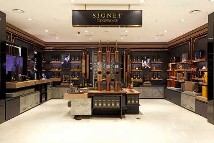 Moet Hennessy Lines Up Glenmorangie Signet Store In South Korea Travel Retail photo