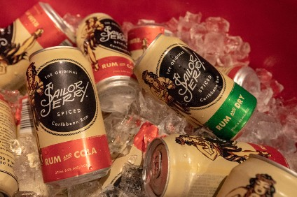 William Grant & Sons' Sailor Jerry Rtd Rum Range photo