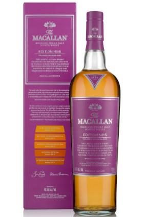 Edrington's The Macallan Edition No 5 Single Malt Scotch Whisky photo