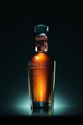 Diageo's The Singleton: Paragon Of Time 53-year-old Vintage Single Malt Scotch Whisky photo