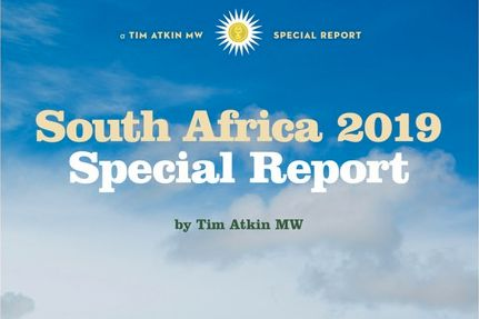 Atkin Warns South Africa Cannot Continue To Be The World?s Wine photo