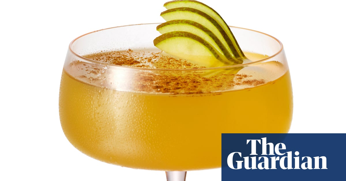 Cocktail Of The Week: Southside Scran Pearfect Recipe photo