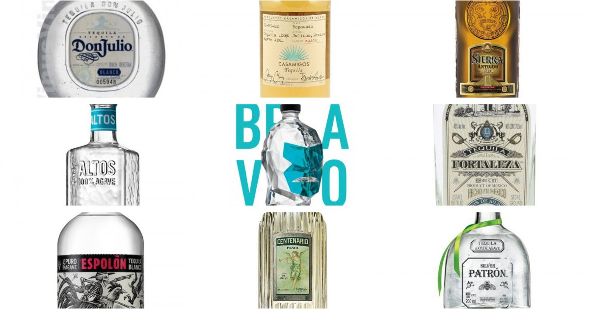 Best Tequila 2019: Top Tequila Brands, Ideal With Salt And Lime photo