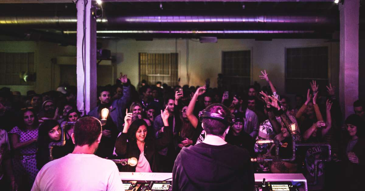 Mixmag And Bulldog Partner For The Lab La And Nyc photo
