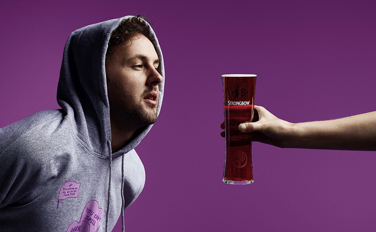 Strongbow Dark Fruit Launches A Fashion Collection photo