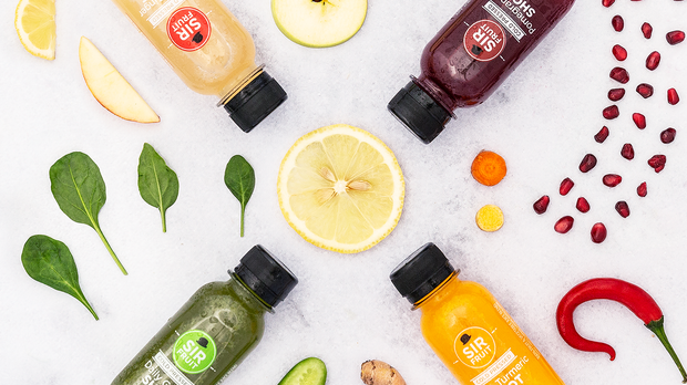 Win A Month's Supply Of Sir Fruit Health Shots photo