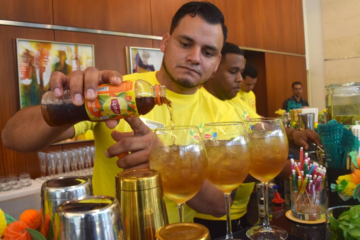 Vemco Launches New Lipton Ice Tea photo