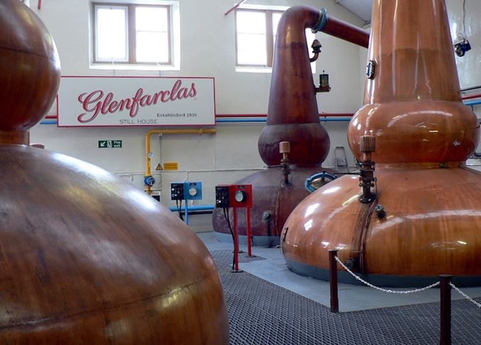 Why Some Distilleries Use Fire-heated Stills photo
