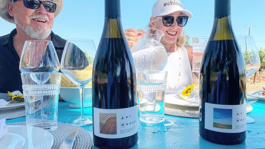 Eduardo Dingler, Wine To Sake: An Afternoon Of Art House Wines photo