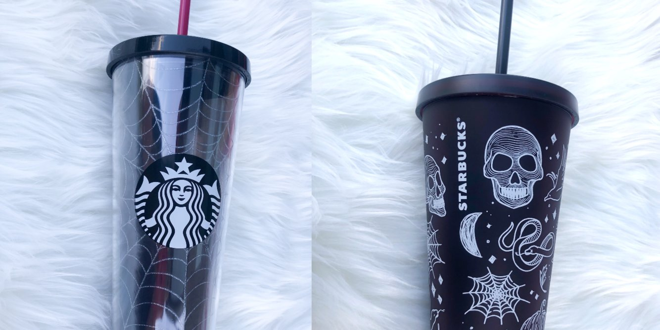 Starbucks Is Releasing A New Line Of Spooky Tumblers Just In Time For Halloween photo