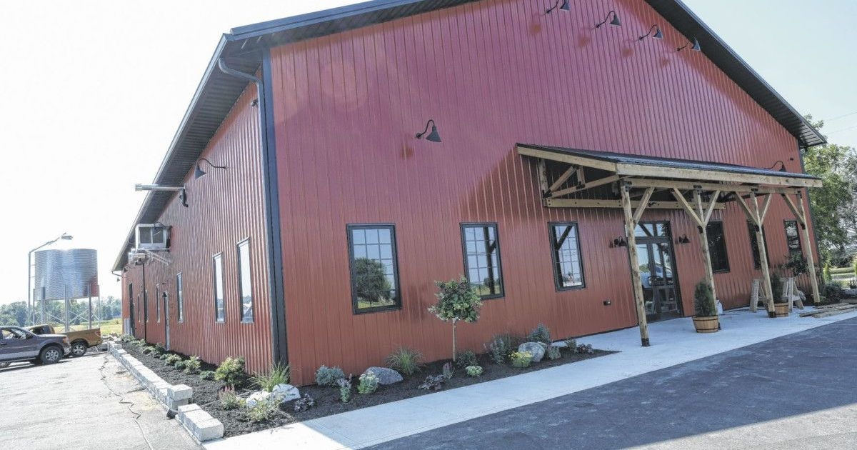 450 North Brewing Co. And Simmons Winery Prepare To Open New Facility photo