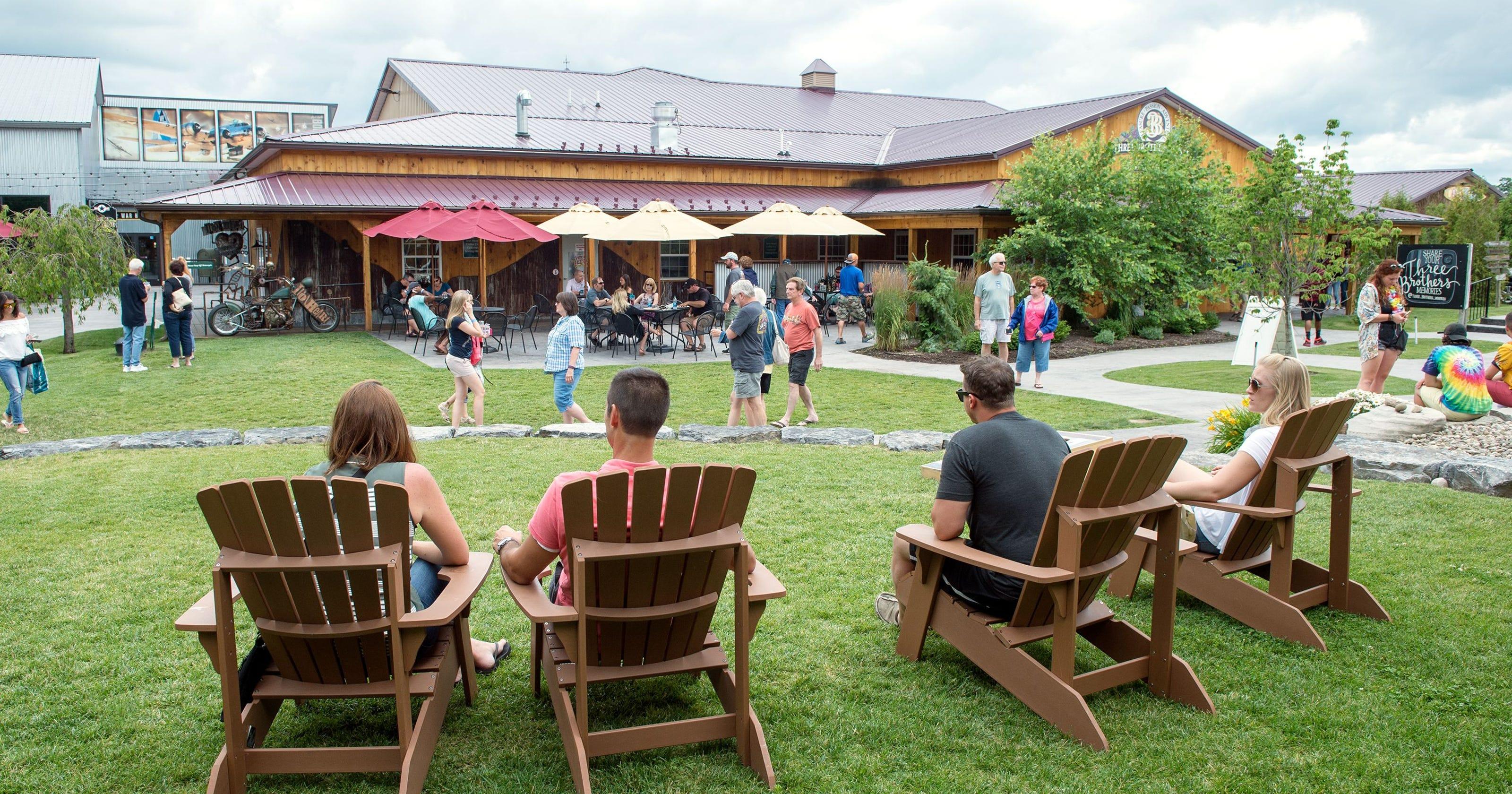 Weekend In The Finger Lakes: Wineries, Restaurants On Northern Seneca Lake Near Geneva photo