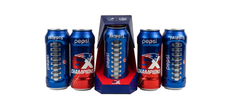 Pepsi Kicks Off Campaign To Celebrate Nfl's 100th Season photo