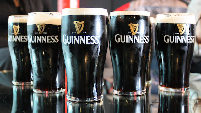 Sab Could Be Forced To Start Brewing Iconic Irish Beer Guinness In South Africa –if South Africans Take A Real Liking To It photo