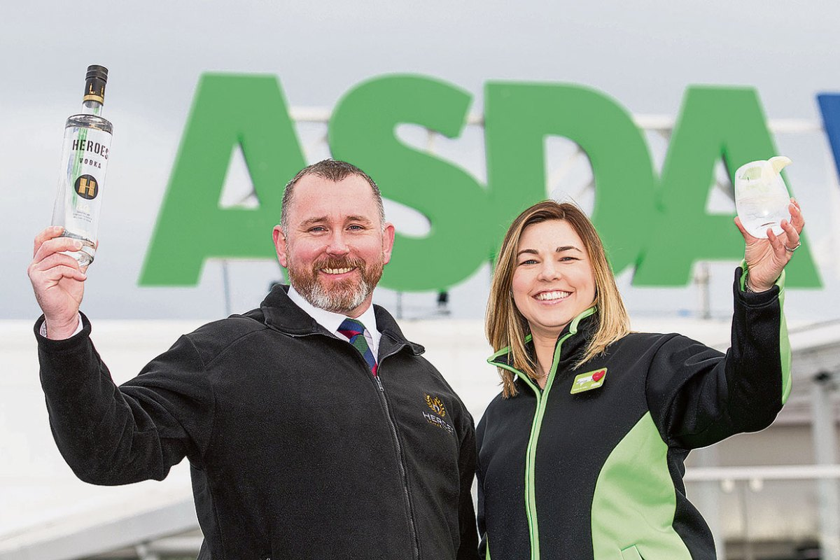 Military Veteran Sets Up Drinks Firm With The Help Of Asda's Retails Academy photo