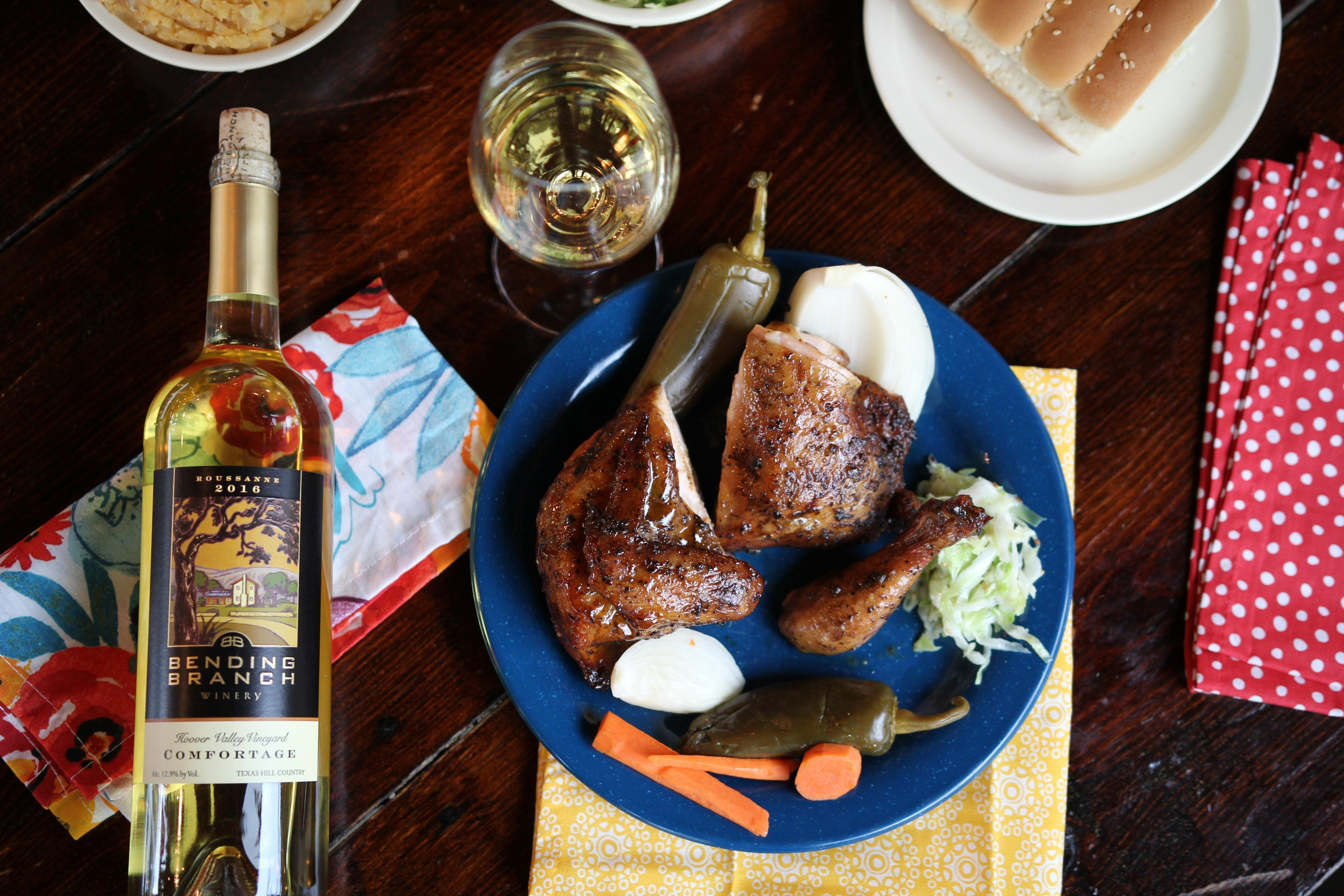How To Pair Your Favorite Texas Wines With Barbecue photo