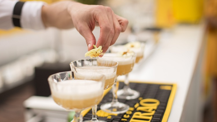 One-mile Sourcing Competition For Bartenders photo