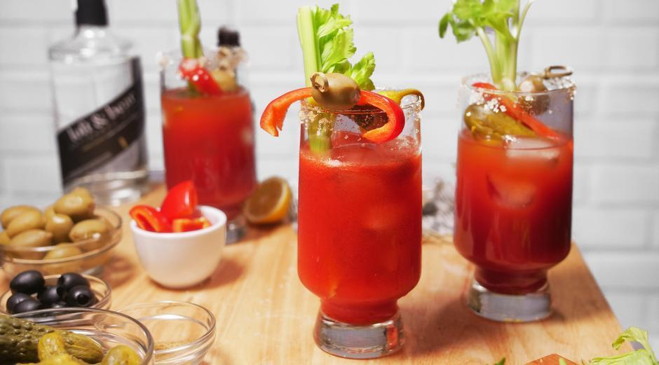 The Ultimate Bloody Mary Recipe You'll Ever Need photo