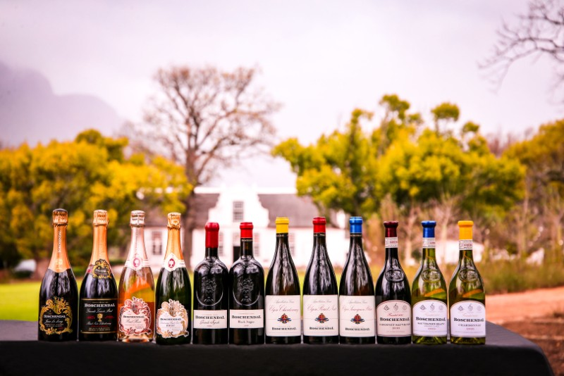 Boschendal Reaches New Heights On Tim Atkin's Special Report 2019 photo