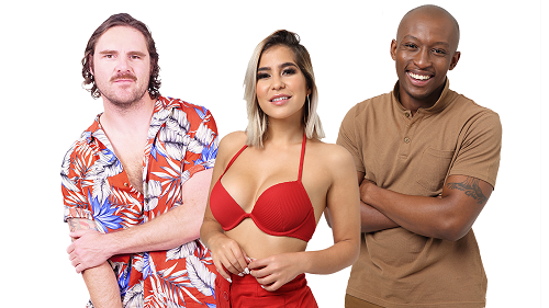 Nadia Japhta And The Gang Put Their Game Faces On For Tropika Island Of Treasure photo
