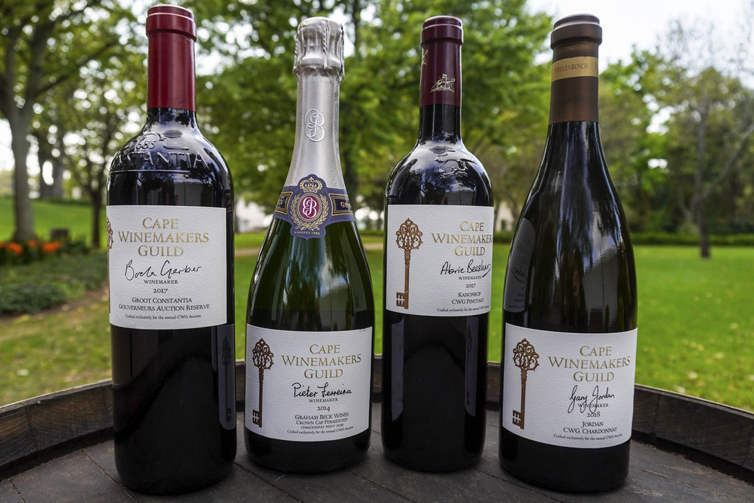 The Best Wines Of 2019's Cape Winemakers Guild Auction photo