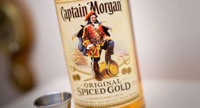I?ll Drink To That: Captain Morgan Website Asks Visitors To Affirm They?re Non-muslim photo