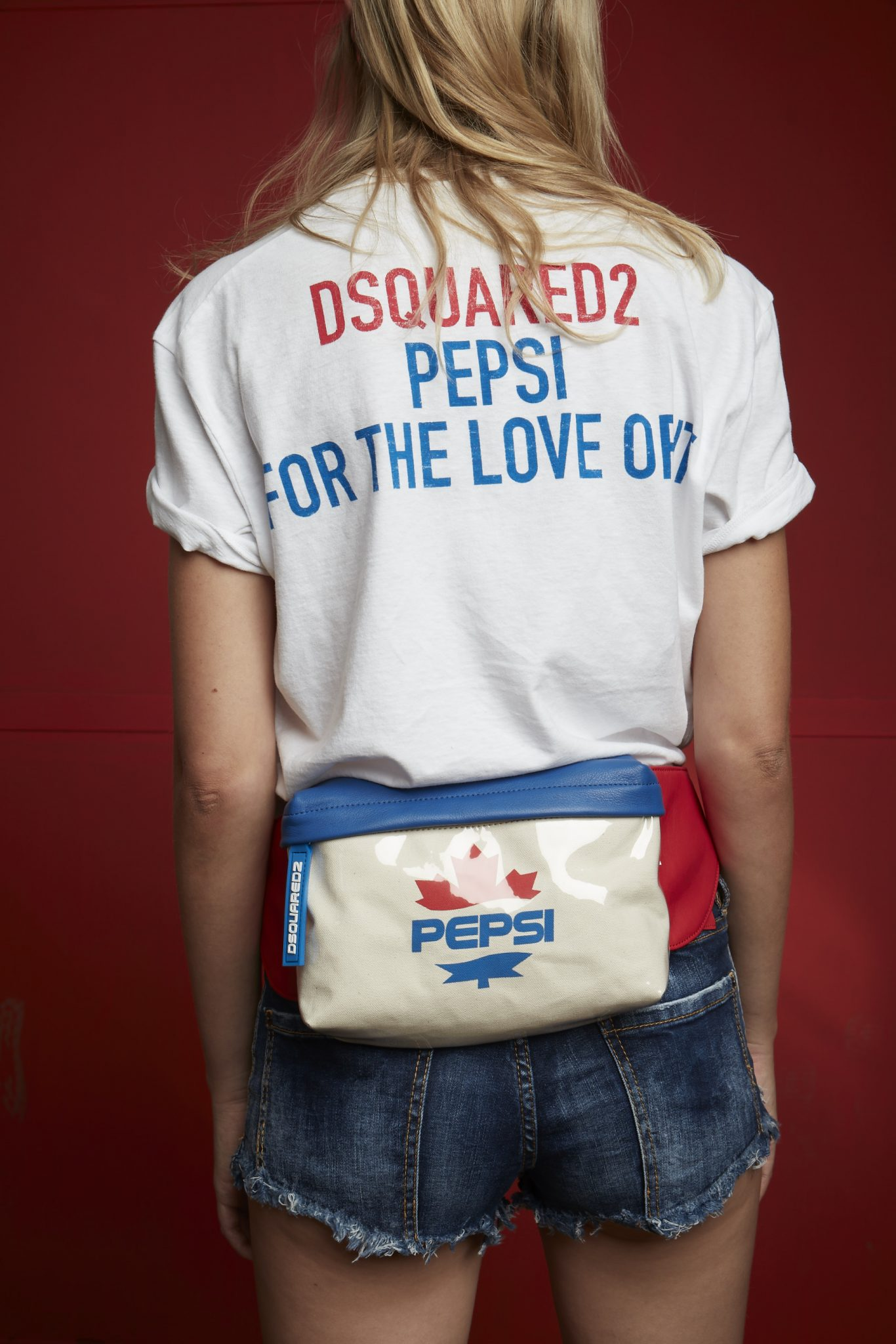 Dsquared2 Teams Up With Pepsi For New Capsule Collection photo