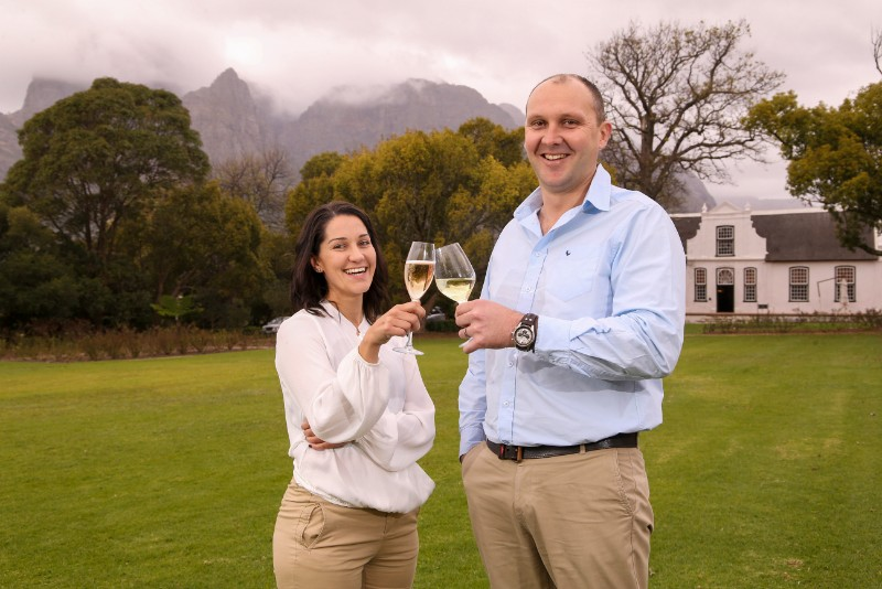 Boschendal Appoints New White Wine and MCC Winemakers photo
