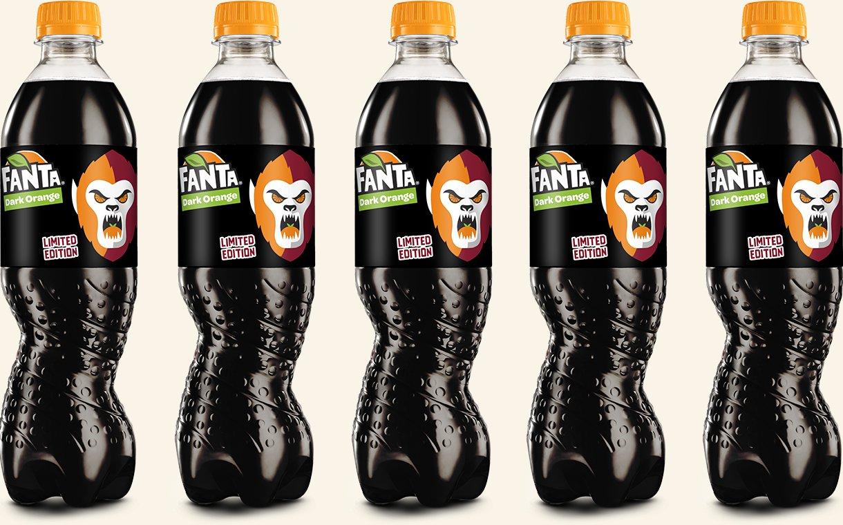 Coca-cola European Partners To Launch Fanta Dark Orange In Uk photo