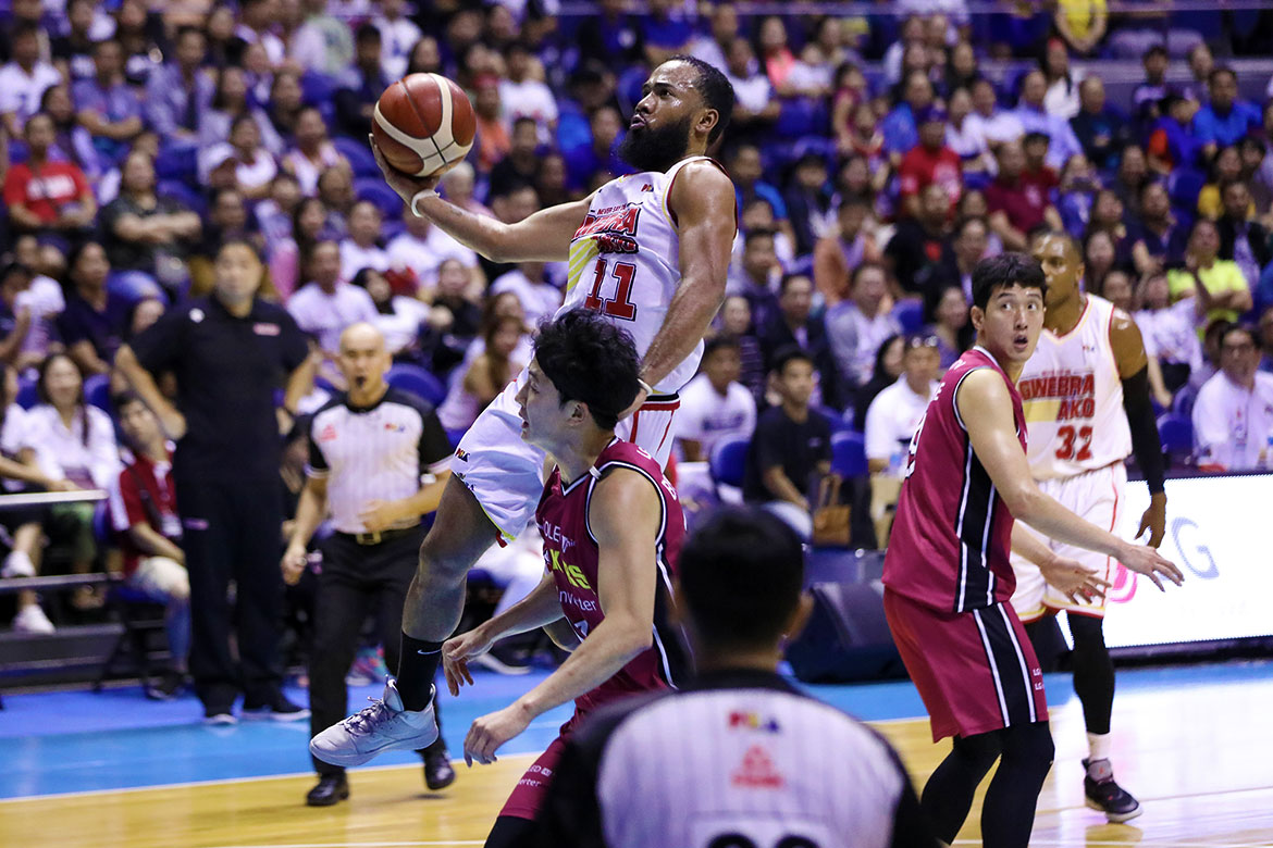 Stanley Pringle Nails Dagger As Ginebra Exacts Vengeance On Changwon Lg photo