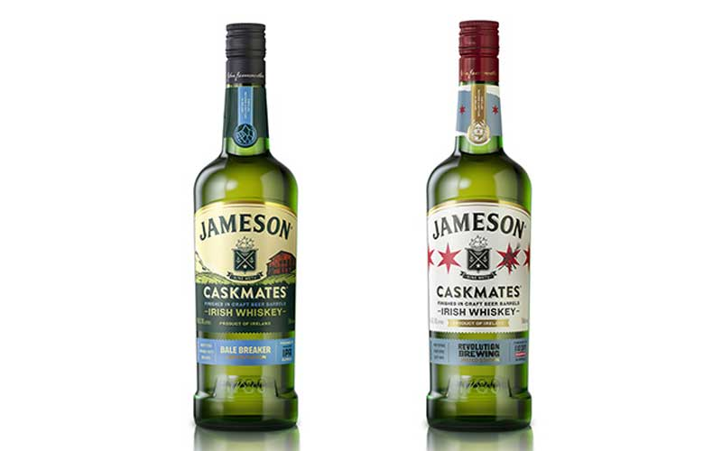 Two New Types Of Jameson Whiskey For You To Try photo