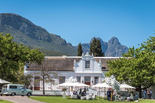 Win Tickets To The Lanzerac Hotel & Spa Heritage Day Festival photo