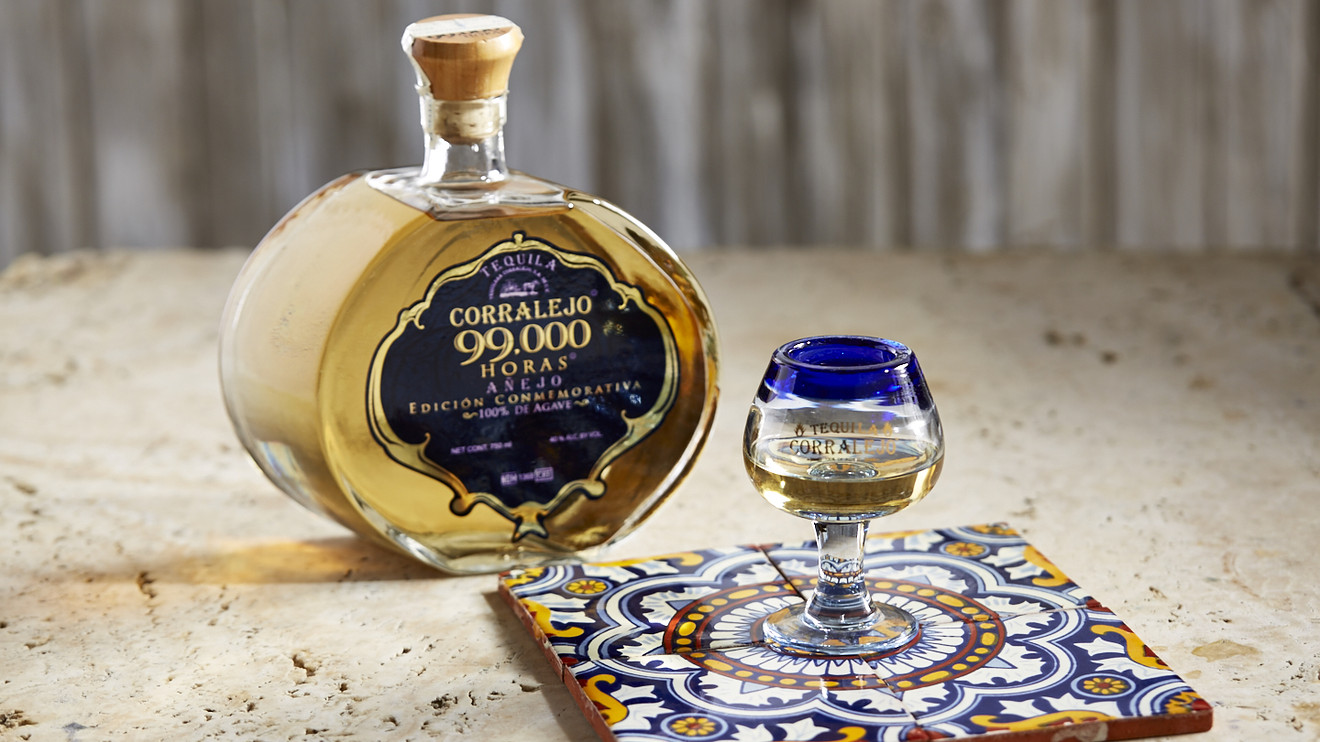 This Long And Silky Tequila Was 99,000 Hours In The Making photo