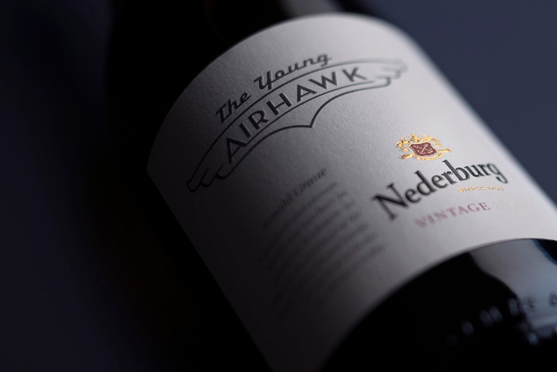 Nederburg Celebrates Iwsc Golds For The Young Airhawk and The Winemasters Noble Late Harvest photo