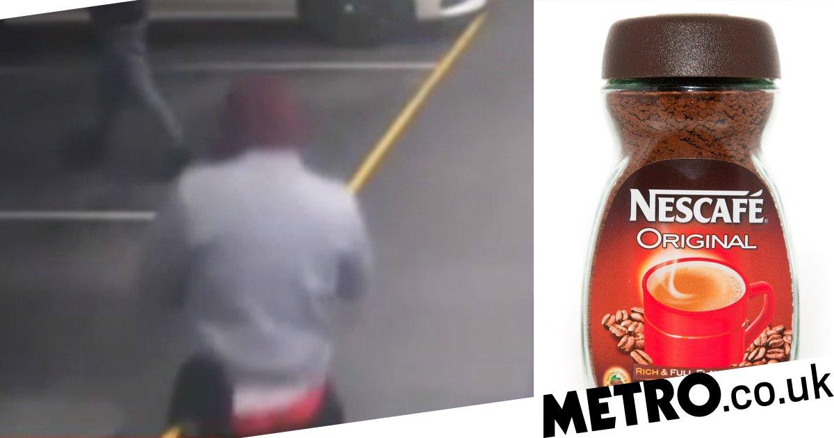 Man Fends Off Carjacker With A Jar Of Nescafe Gold Blend photo