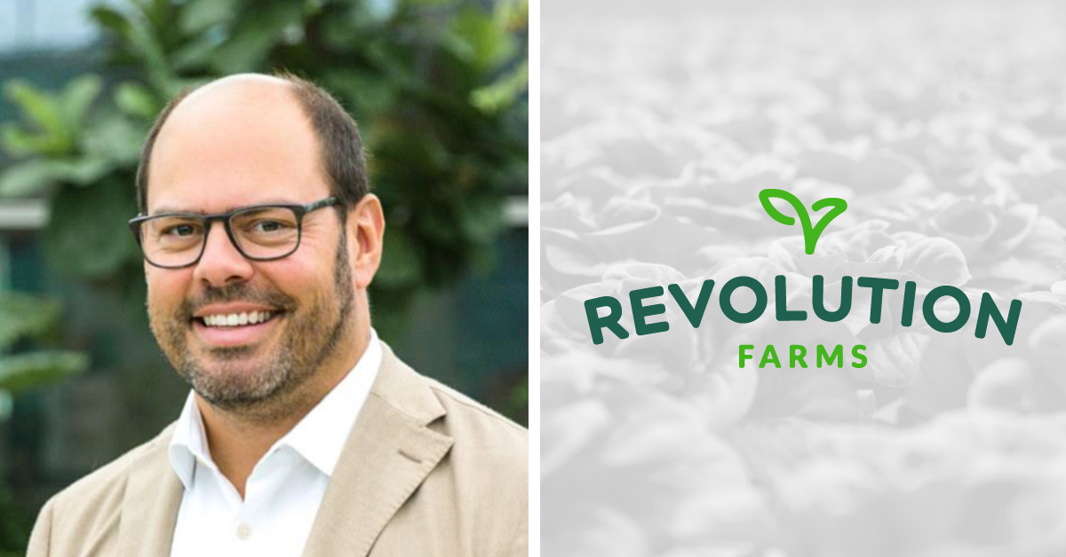 People Moves: Founders Exec Chair To Hydroponics Farm; Other Half Splits With Eric Salazar photo