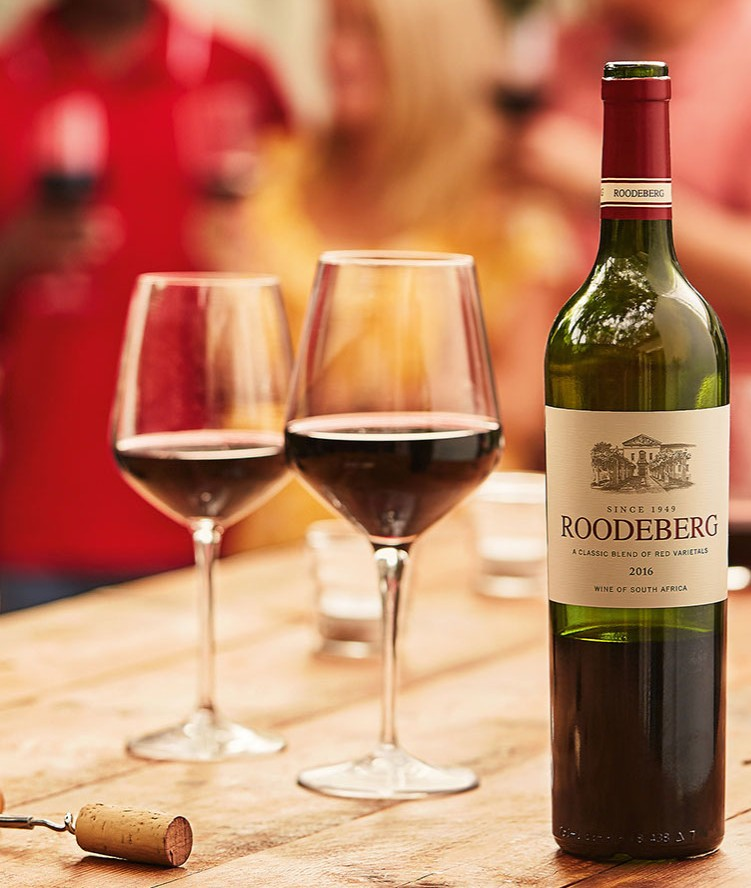 The History Of Roodeberg Wine photo