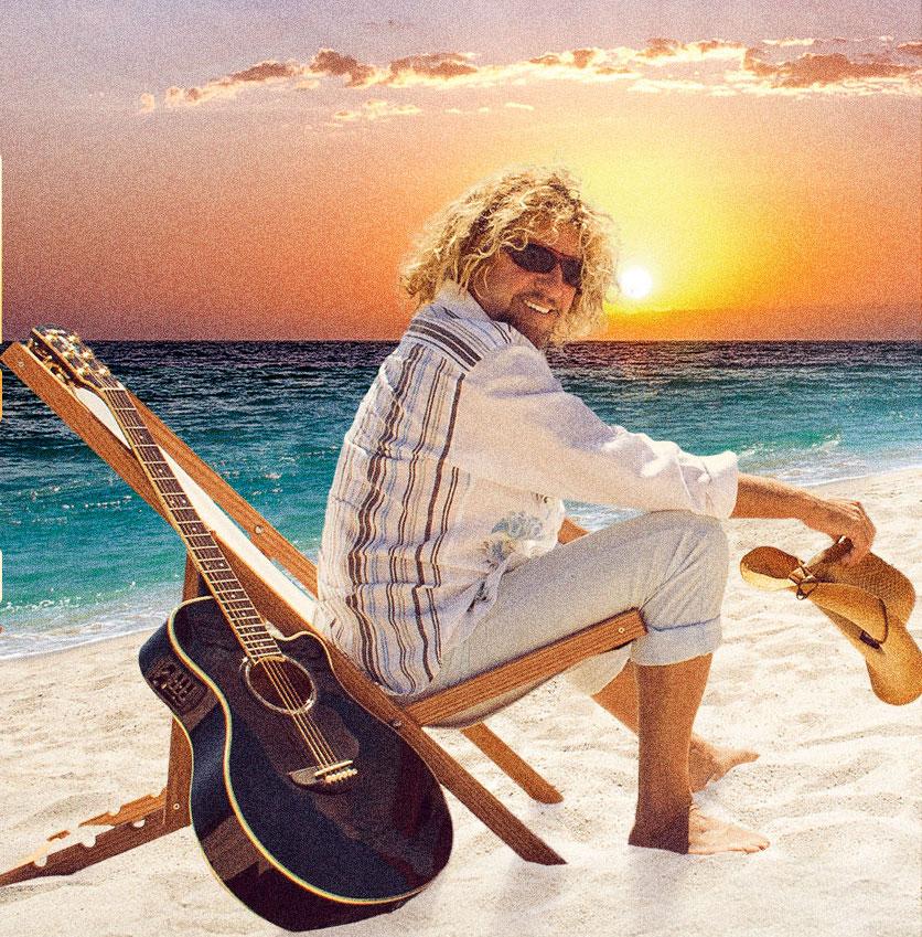 Sammy Hagar High Tide Beach Party & Car Show Cancelled! photo