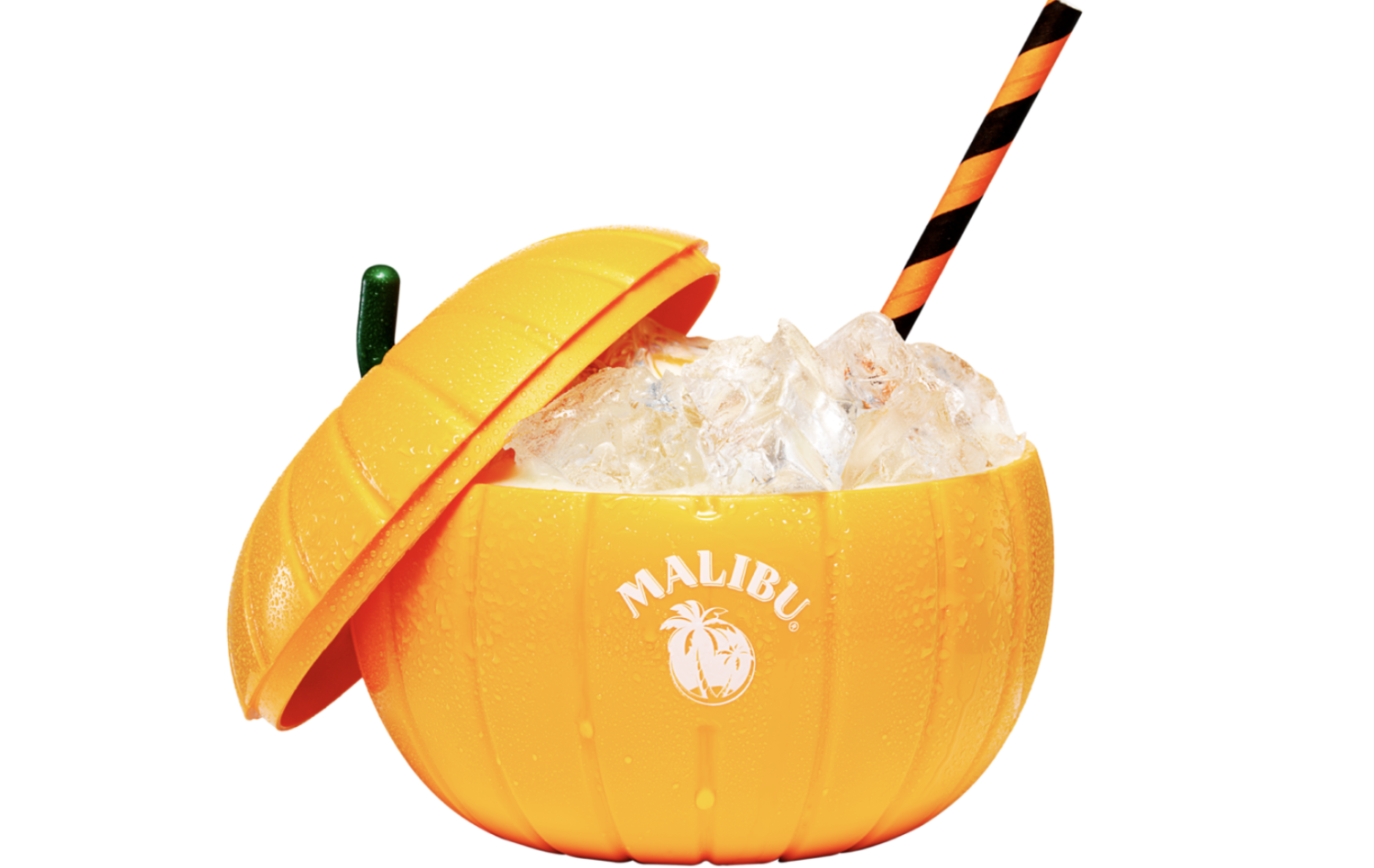 This Malibu Pumpkin Colada Is Perfect For Halloween photo