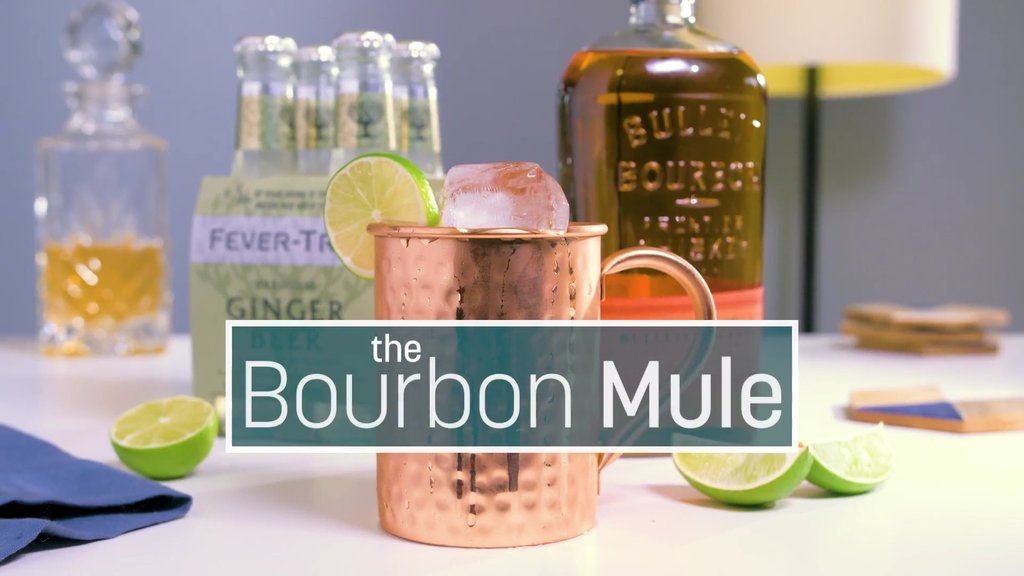 Bourbon Mule: The Recipe Plus More Details About Kentucky?s Pride photo
