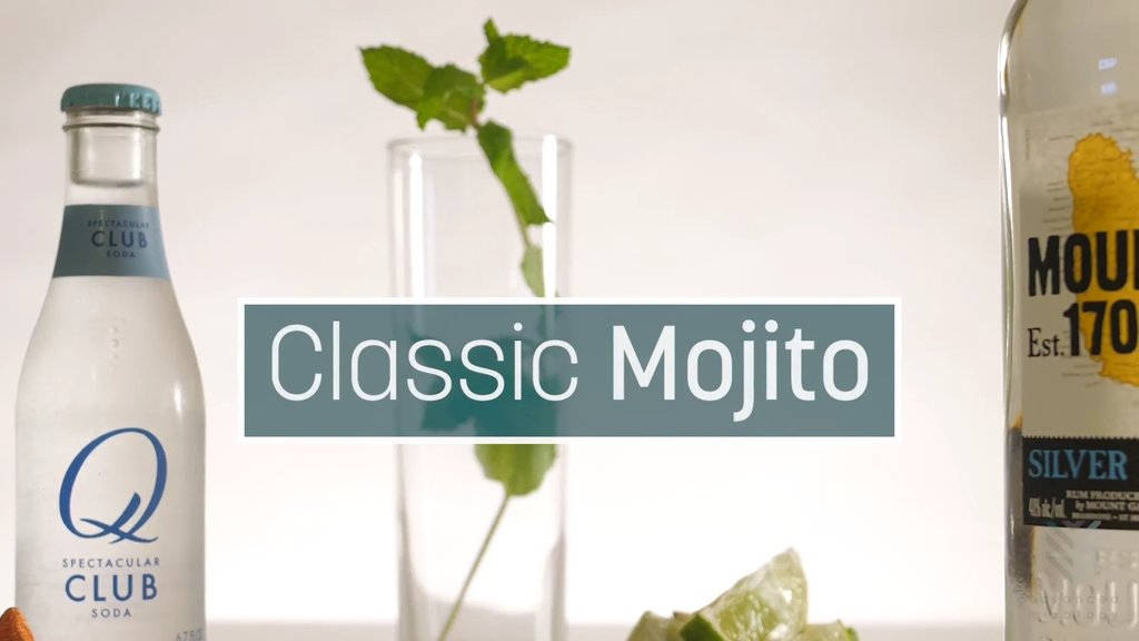 Classic Mojito Recipe: The Perfect Summer Cocktail photo