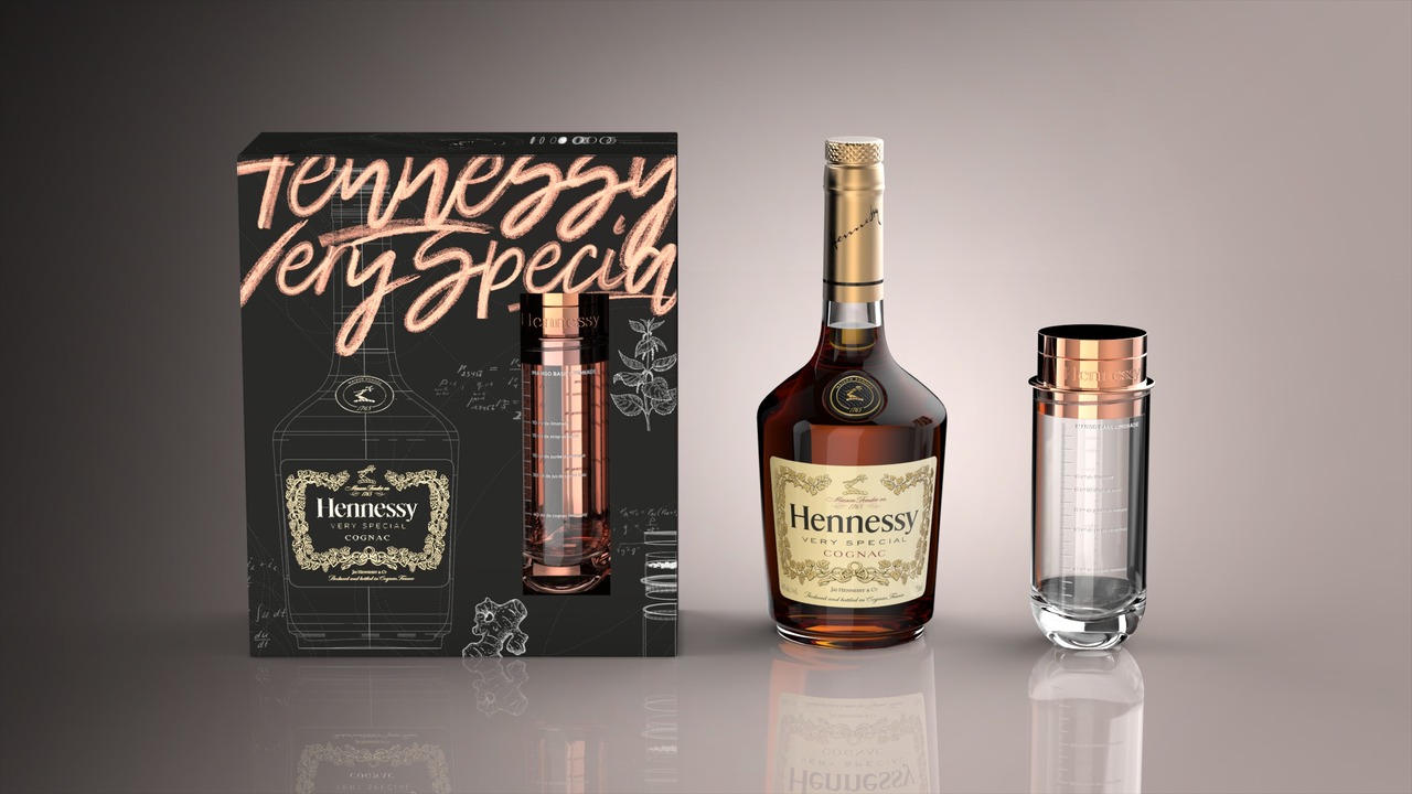 Shaker pack Raise The Bar With Hennessy Cocktails This Summer