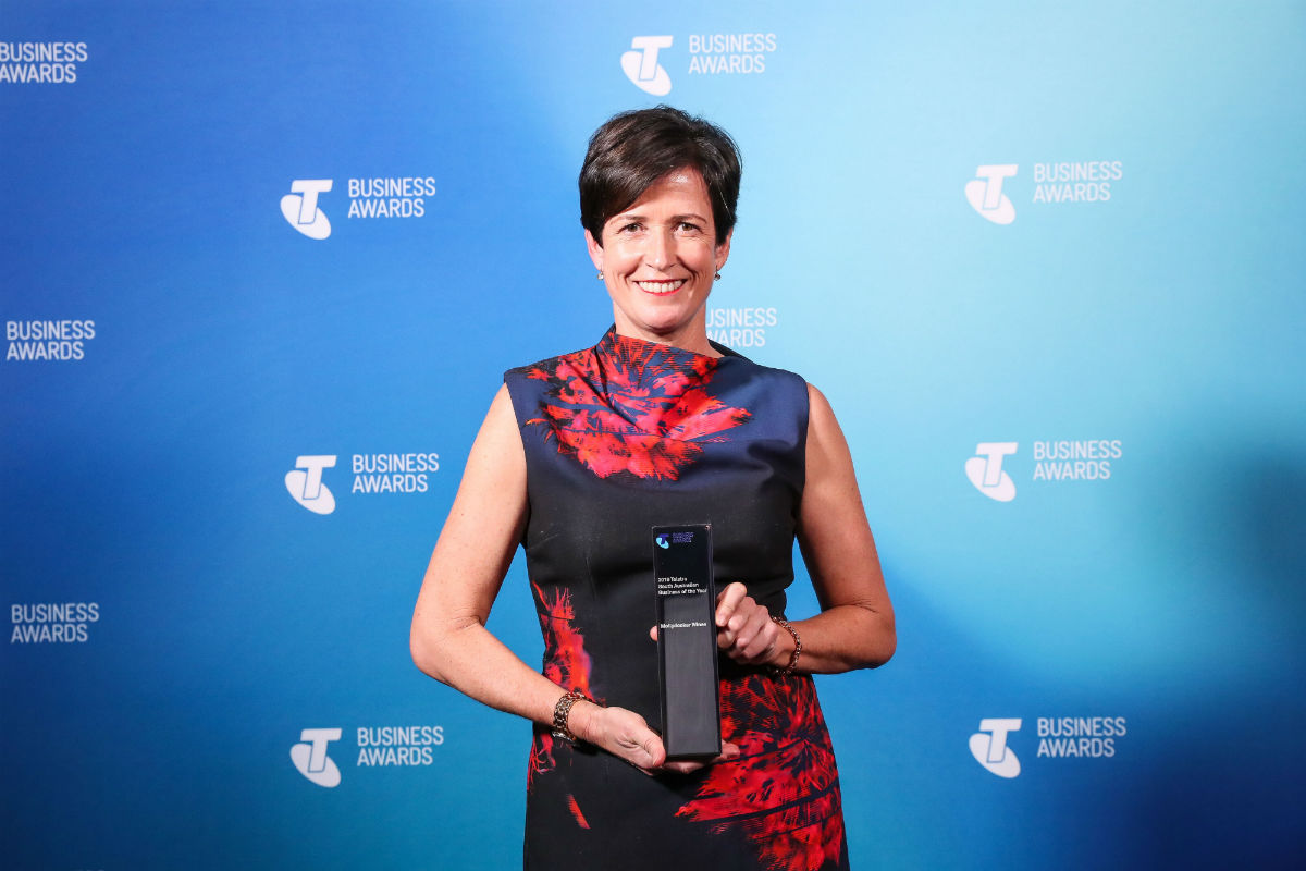 Mclaren Vale Winery The Toast Of The 2019 Telstra South Australian Business Awards photo