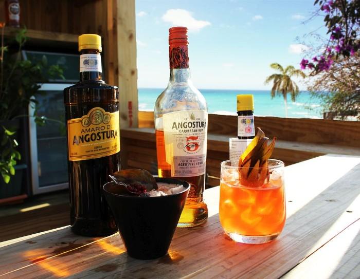 Trinidad Breeze and Amaro Siesta Leighton Rathbone is South Africa's National Angostura® Global Cocktail Challenge Winner