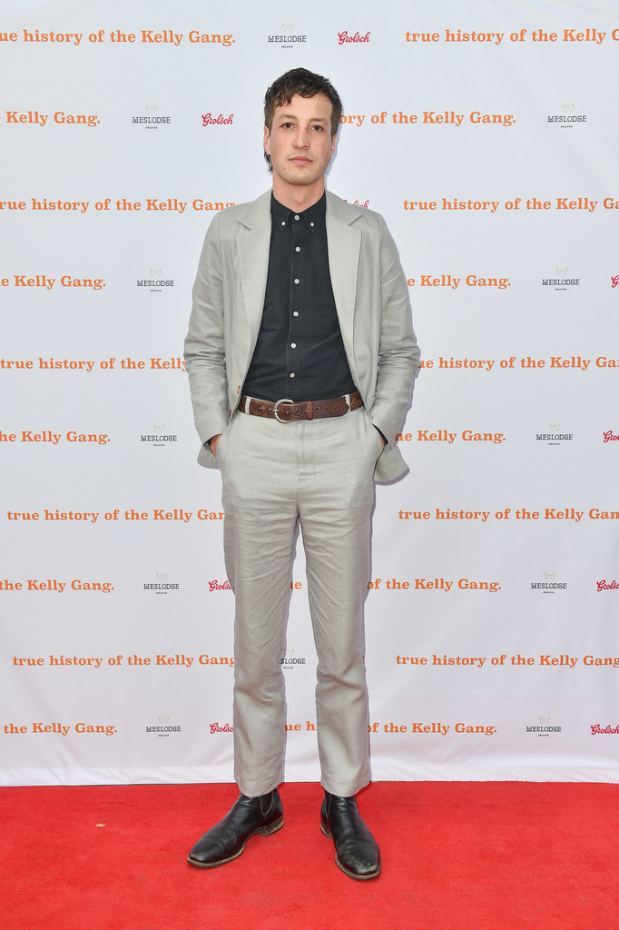 """the True History Of The Kelly Gang"" World Premiere Party Hosted By Grolsch photo"