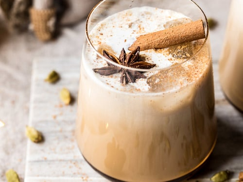 Vanilla Chai Tea White Russian 1 500x375 Need a Break from Coffee? Try these 5 Energizing Replacements