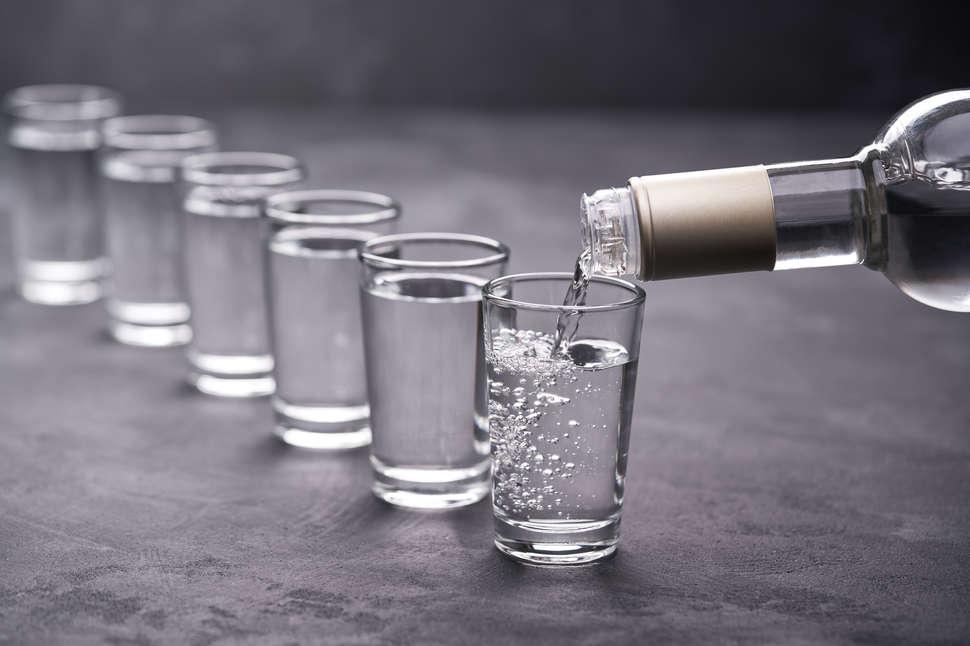Vodka Removes Stains Better Than Carpet Cleaner photo
