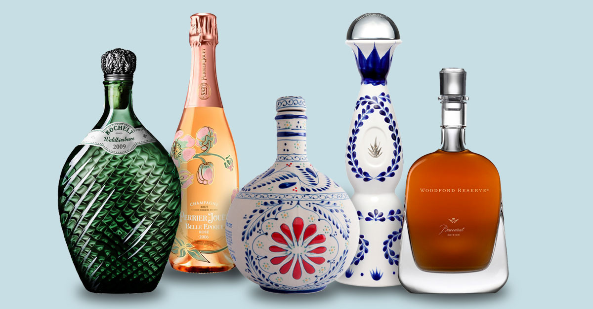 Nine Of The World's Most Beautiful Wine And Spirits Bottles photo