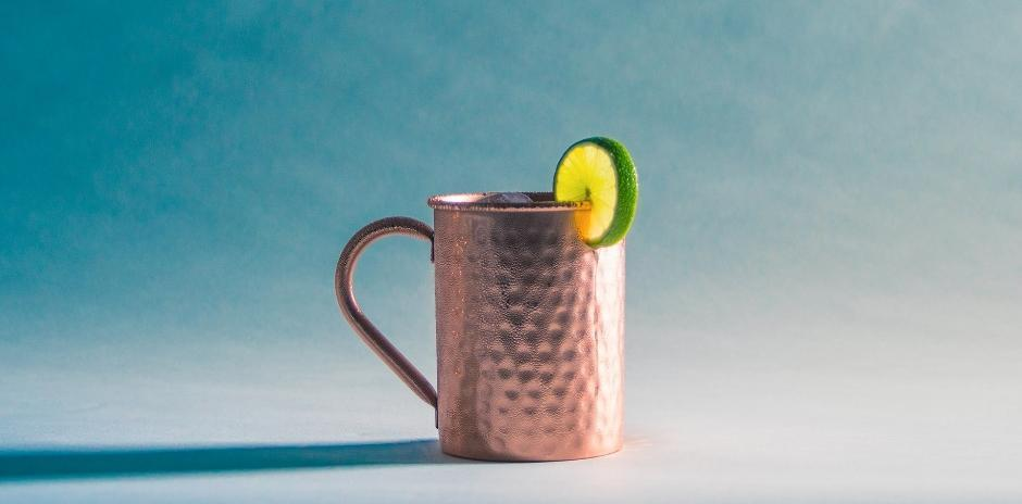 Beat The Monday Blues With An Ice-cold Moscow Mule photo