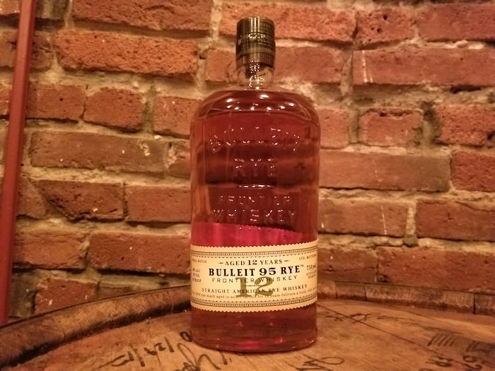 Whiskey Review: Bulleit Rye 12 Year Old photo